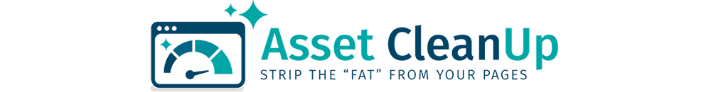 asset cleanup logo strip fat and make WordPress fast